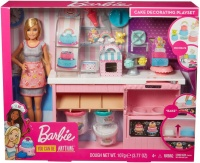 Barbie Cake Decorating Playset Photo