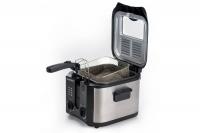 Capri 2.5L Stainless Steel Deep Fryer - 1500W Photo