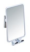 WENKO - Vacuum-Loc® Anti-Fog Shower Mirror Quadro Range - No Drilling Photo