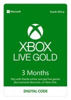 Microsoft Xbox Live Gold 3 Month ESD Photo