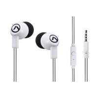 Amplify New Walk the Talk Series Earphones - White/Black Photo