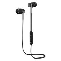 Amplify Pro Synth Series Bluetooth Earphone - Black/Grey Photo