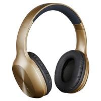 Bounce Samba Series Bluetooth Headphones - Champagne Gold Photo
