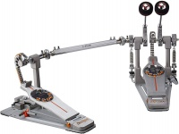 Pearl Double Drum Pedal P3002C Chain Drive Photo