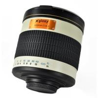 Gloxy 500mm f/6.3 Fixed Focal Mirror Lens Nikon DSLR's Photo