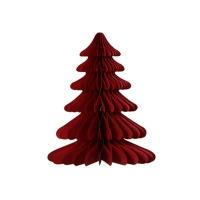 Christmas Tree Shaped Paper Honeycombs Photo