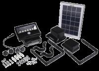 Ellies Solar Rechargeable LED Floodlight 16W Photo