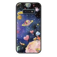 Samsung S10 Cartoon all-inclusive Protective Cover Cellphone Photo