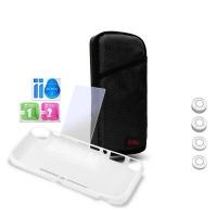 "IPLAY 7"" 1 Protection Kit Nintendo Switch Lite - Black Photo"