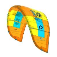 Duotone Kiteboarding - Kite Neo 2019 - 4m - Orange Photo