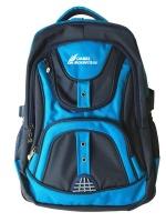 Camel Mountain Laptop Backpack - Blue Photo