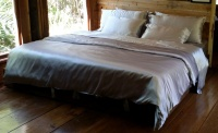Cocoon Bedding - 100% Pure Mulberry Silk Duvet Cover - Luxurious Indulgence Photo