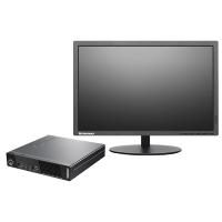 """Lenovo ThinkCentre M73E - i5 - Tiny PC 20"""" HD Monitor Photo"""