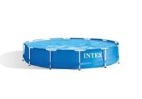 Intex Pool Metal-Frame 366 x 76cm Photo