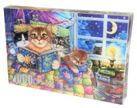 Harry Pawtter 1000 Piece Puzzle Photo