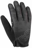 Louis Garneau Ditch Cycling Gloves - Black Photo