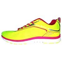 Admiral Freda Sports Shoe - Lime / Fuschia Photo