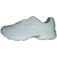 Admiral Trophy Walker Sports Shoe - White / Grey Photo