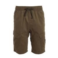 Quiz Mens Cargo Shorts - Khaki Photo
