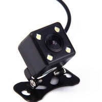 GT Car Rear View Reverse IR LED Camera Wired Photo