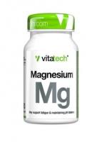 VITATECH Magnesium 30 Tablets Photo