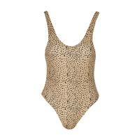 Im Feline Myself Swimsuit Leopard Print Photo