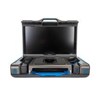 """GAEMS Guardian Pro XP 24"""" ULTIMATE Mobile Gaming Station Photo"""