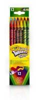 Crayola 12 Twistable Crayons Photo