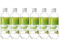 Buchulife Sparkling Herbal Water Lime - 6 Pack Photo