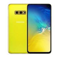 SAMSUNG Galaxy S10e 128GB - Yellow Cellphone Photo