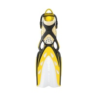 Mares X-STREAM Open Heel Fin - Yellow Photo