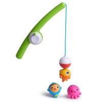 Munchkin - Fishin' Magnetic Bath Toy Photo