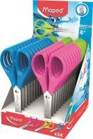 Maped Essentials Pulse 13 scissors box of 24 Photo