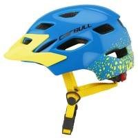 Cairbull Joytrack – Downshell Youth Bicycle Helmet Photo