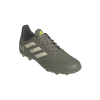 adidas Junior Predator 19.4 Flexible Ground Soccer Boots - Legacy Green Photo