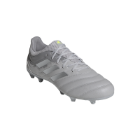 adidas Men's Copa 20.3 Firm Ground Soccer Boots - Grey/Silver Photo