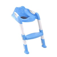 Children's Toilet Seat Chair - Blue Photo