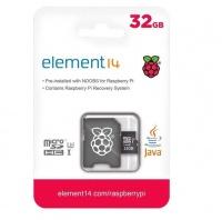 Raspberry Pi NOOBS MicroSD Card MicroSDHC Card Class 10 32GB Photo