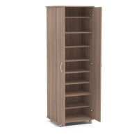 Click Furniture Multi Functional Brown Cabinet Photo