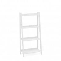 Click Furniture Delta White Bookcase Photo