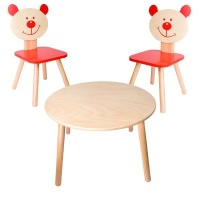 Classic World Table & Chair Set : 2 x Chairs Photo
