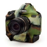 EasyCover PRO Silicon Case for Canon 1Dx Mark 3 - Camouflage Digital Camera Photo