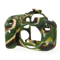 EasyCover PRO Silicone Case for Canon 7D MarkII - Camouflage Digital Camera Photo