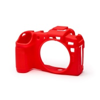 EasyCover PRO Silicone Camera Case for Canon RP - Red Digital Camera Photo