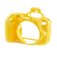EasyCover PRO Silicone Camera Case for Nikon D5500 & D5600 Yellow Digital Camera Photo