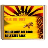Seedleme 500 seeds - Bulk pack of hardy indigenous good bee food seeds by Photo