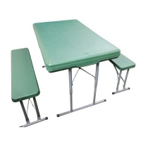 Tentco Table and 2 Benches Photo
