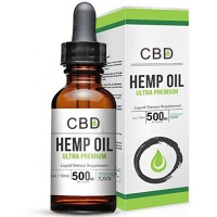 500mg - Hemp CBD Oil Full Spectrum Peppermint Flavour - 30ml Photo