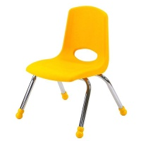 Greenbean Stacking Chair: Yellow Photo