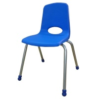 Greenbean Stacking Chair: Blue Photo